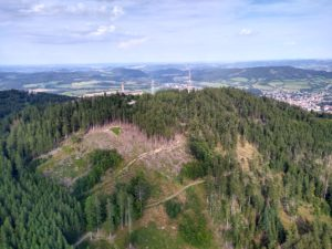 Paragliding Šumava Sušice